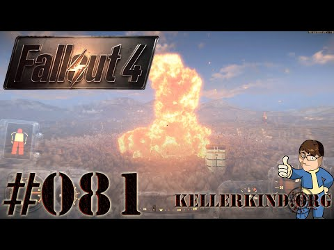 Fallout 4 #081 - Mächtiger Bada Boom ★ Let's Play Fallout 4 [HD|60FPS]