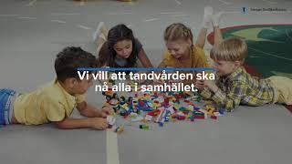 Se vad Sveriges Tandläkarförbund anser om jämlik tandvård, del 1