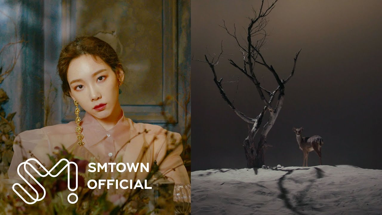 """GIRLS' GENERATION'S TAEYEON RELEASES MV FOR THE TRACK """"FOUR SEASONS"""""""