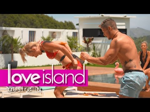 Villa games: Dirty pizza | Love Island Australia 2018