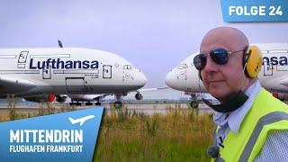 Neustart am Flughafen - Fliegen in Corona Zeiten (2) | Mittendrin - Flughafen Frankfurt (24)