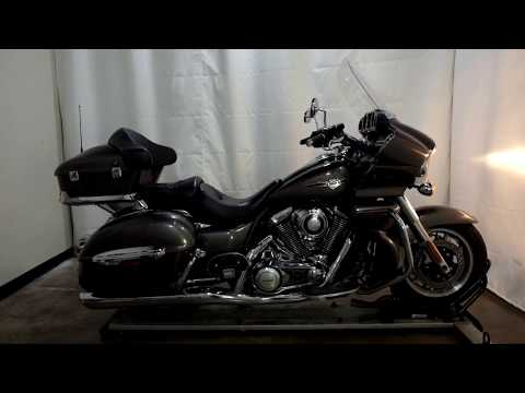 2012 Kawasaki Vulcan® 1700 Voyager® in Eden Prairie, Minnesota - Video 1