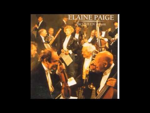 Elaine Paige My Melancholy Blues