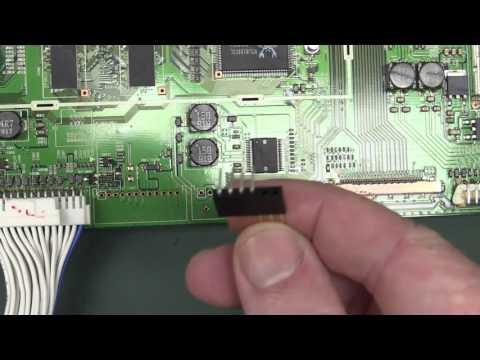 EEVblog #794 - Samsung Dumpster LCD Repair Connector Followup