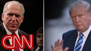 Ex-CIA Director: Trump is