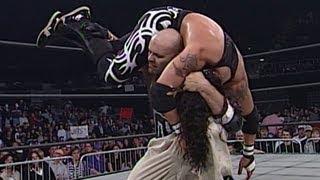 Juventud Guerrera vs. Konnan: Uncensored 1998