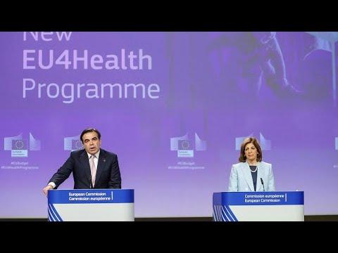 Πρόγραμμα EU4Health: «Γεφυρώνουμε το κενό» δήλωσε ο Μαργαρίτης Σχοινάς…