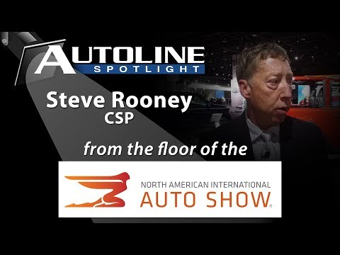 CSP: 50 Years of Lightweighting - NAIAS 2018