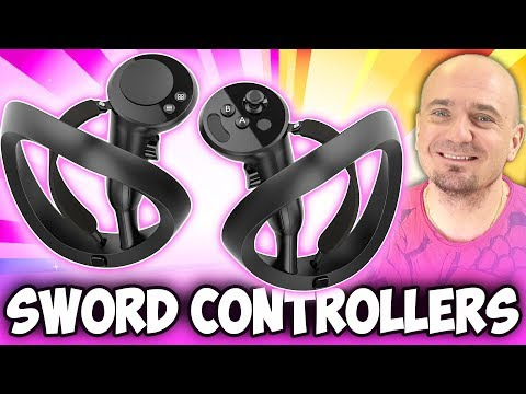 PIMAX Sword & PIMAX Sword Sense VR Controllers - Everything
