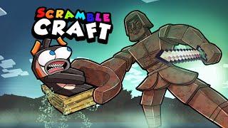 Can I Survive Ancient GREEK GOD Talos! (Scramble Craft)