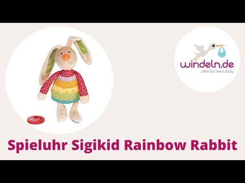 Spieluhr Sigikid Rainbow Rabbit | windeln.de