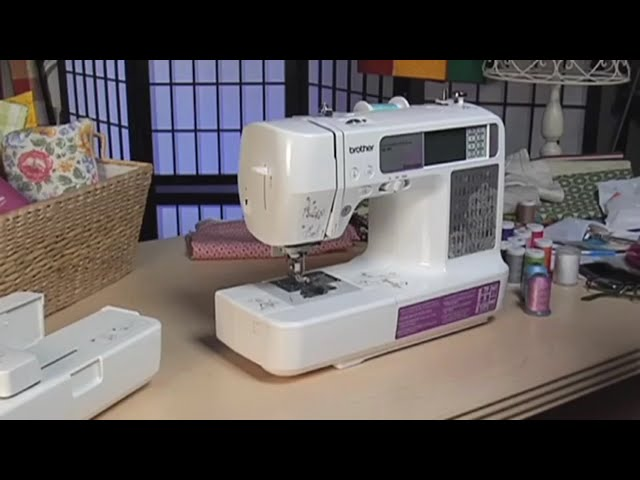 Brother SE40 Brother SE40 Sewing Machine Sewing Machines Plus Cool Brother Sewing And Embroidery Machine Se400