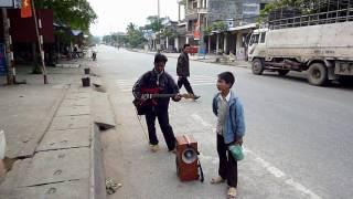 Blind Singer of Tan Quang - Vietnam