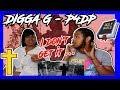 Digga D - P4DP (Music Video) - REACTION