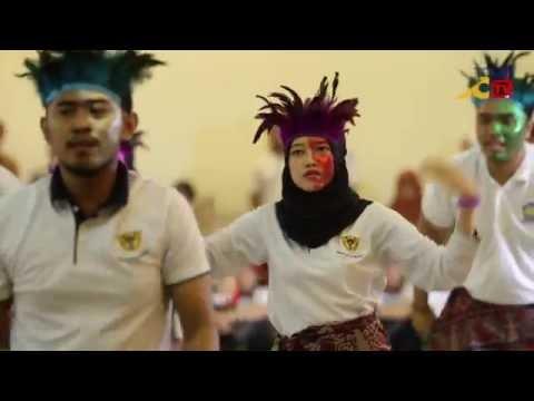 Lomba Senam Poco Poco Nusantara DJBC