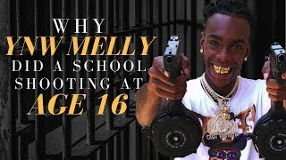 Why YNW Melly Did a School Shooting at 16