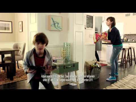 Samsung Commercial for Samsung French Door Refrigerator (2012 - 2013) (Television Commercial)
