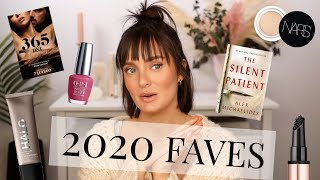 My Favourite Things of 2020! Beauty, by Chloe Morello