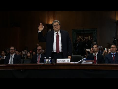 Attorney General William Barr defended his handling of special counsel Robert Mueller's Russia report Wednesday amid new revelations that Mueller expressed frustration about how the attorney general was portraying the investigation's findings. (May 1)