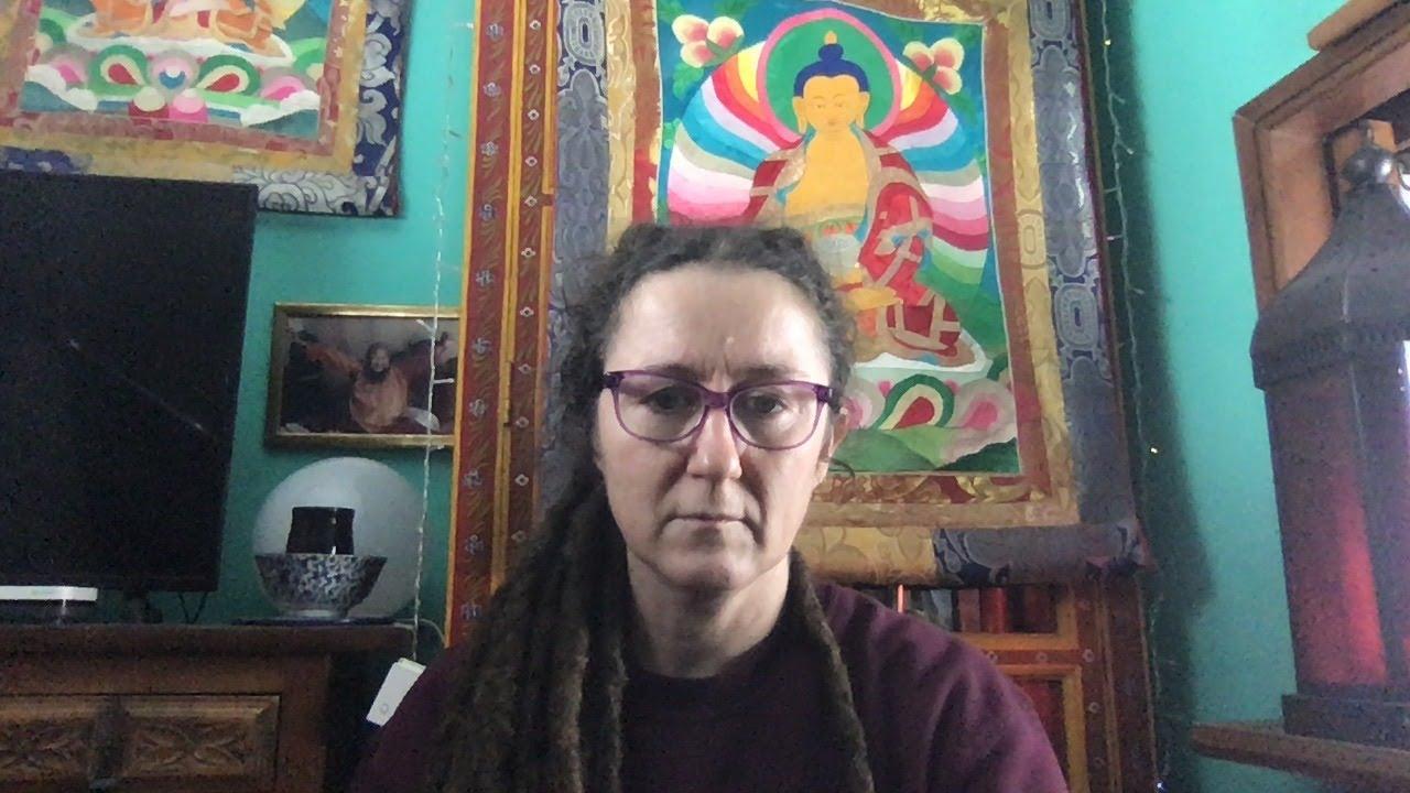 Lama Gangchen Tantric Self-Healing 2- Commentary by Lama Caroline - part 42 (EN)