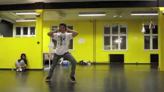 Brian Puspos Choreography - I Need This by Chris Brown & H.A.T.E.U. by Mariah Carey