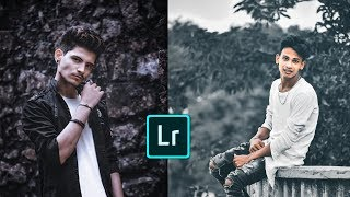 Lightroom Moody Dark Contrast Effect // Lightroom Mobile Tutorial // AC EDITING ZONE 🔥