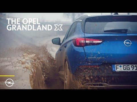 Opel  Grandland X Кроссовер класса J - рекламное видео 1