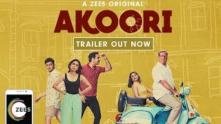 Akoori | Official Trailer | A ZEE5 Original | Now Streaming On ZEE5