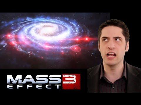 Proč nenávidíme konce Mass Effectu 3