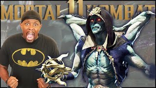 Extremely High Level Bum Mortal Kombat 11 Gameplay!
