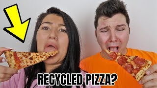 TRYING CHUCK E CHEESE PIZZA SO YOU DONT HAVE TO *GROSS*  (Shane Dawson)