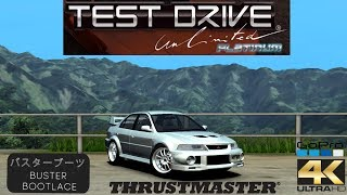 Test Drive Unlimited: Platinum PC MOD 4K! Wheel, Clutch And Shifter! (GoPro)
