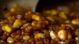 Сколько варить зерна кукурузы для рыбалки