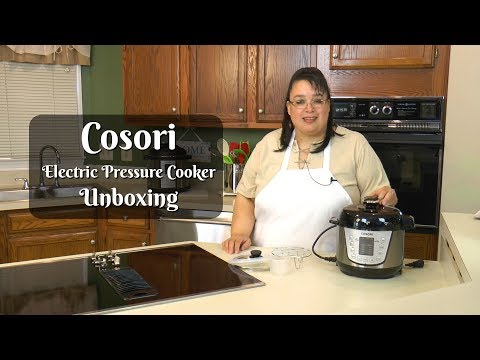 , COSORI Mini 2.1 Qt 7-in-1 Multi-Functional Programmable Pressure Cooker