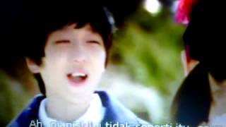 "Cute ulzzang boy KANG CHAN HEE in Korean drama ""can you hear my heart"""