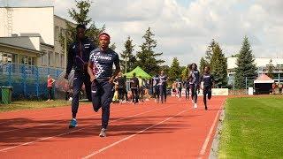 Bydgoszcz 2019 : Les relais 4x100 m en action