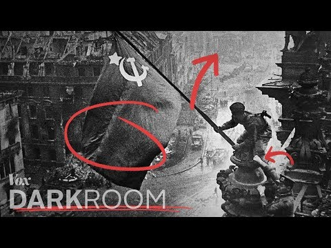 Why was This Famous Soviet Photo Edited?