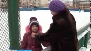 Плохие катки в Челябинске
