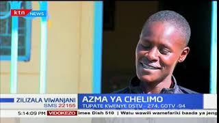 Zilizala Viwanjani: Azma ya Chelimo