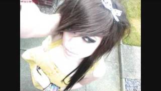 Emo Girls Video Eyes set to Kill - Give you my all
