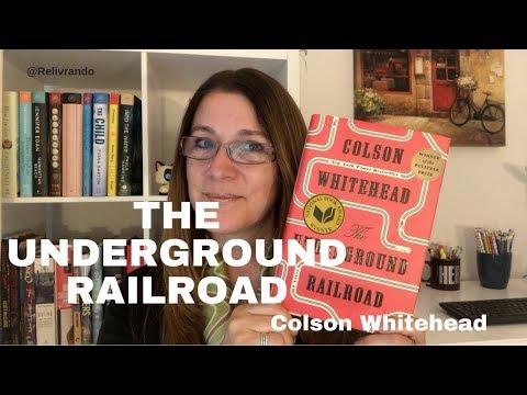 The Underground Railroad (Os Caminhos para a Liberdade) - Colson Whitehead