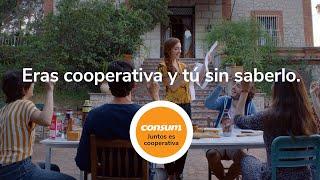 Supermercados Consum Asamblea - Juntos es Cooperativa - Consum anuncio