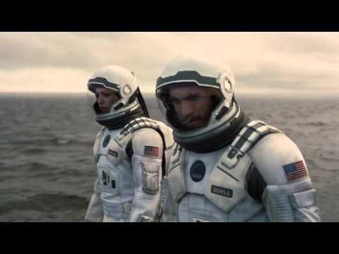 Interstellar - Waves Scene