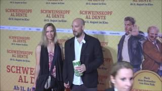 Premiere  SCHWEINSKOPF AL DENTE  München am 02 08 2016 Teil V
