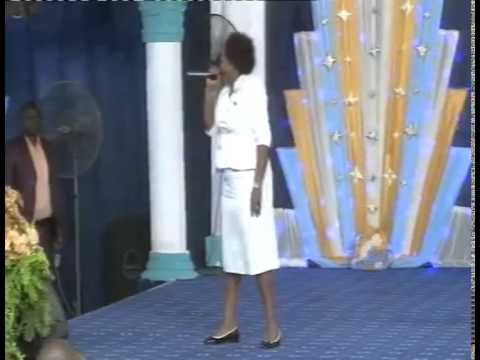 #Pastor (Mrs) Lizzy Suleman #Activating The Anointing