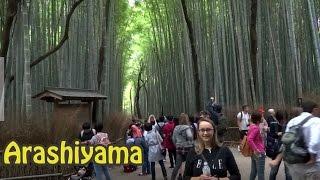 Arashiyama (嵐山), Kyoto, Japan, Full HD