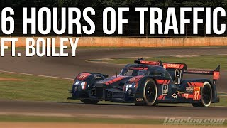iRacing - 6 Hours Of Shouting At GT's | iLMS @ Road Atlanta