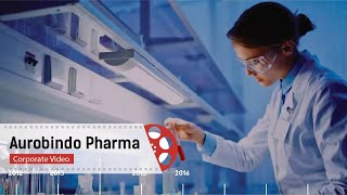 Aurobindo Pharma Corporate Film | Raasta Studios