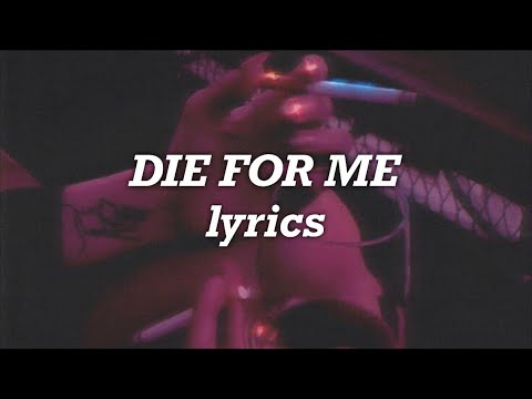 Post Malone, Future, Halsey - Die For Me (Lyrics)