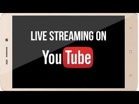 Video Cara Buat Live Streaming ke YouTube dengan HP (Android)